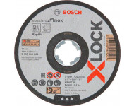 Disque Standard X-Lock Inox BOSCH - 26086192