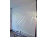 Kit barrière anti-poussière et sanitaire URKO - 18430