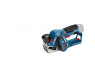 Rabot sans fil BOSCH GHO 12V-20 - Sans batterie, ni chargeur - 06015A7000