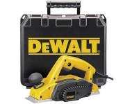 Rabot DEWALT 2,5 mm 600 W en coffret - DW680K