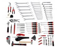 Composition 135 outils en modules abs + servante 6 tiroirs servi-630n SAM - CPP135SV