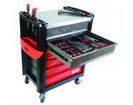 Composition 149 outils + servante SAM - CPP149MS