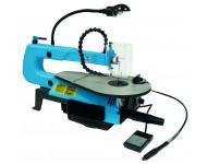 Scie à Chantourner à Pédale LEMAN 90 W 400MM - SAC407