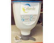 Distributeur 2.5L CELLANDE pour savon en poudre - DISANVSPO