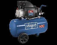 Compresseur HC54 SCHEPPACH - 230V 50Hz 1500W 50L - 5906103901