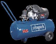 Compresseur HC100DC SCHEPPACH - 230V 50Hz 2200W 100L - 5906120901