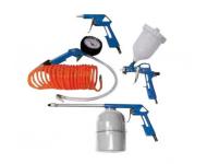 Ensemble de 5 accessoires à air comprimé SCHEPPACH - 3906101704