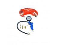 Kit de 5 accessoires pneumatiques SCHEPPACH - 7906100724