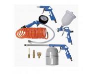 Kit de 8 accessoires pour compresseur SCHEPPACH - 7906100723