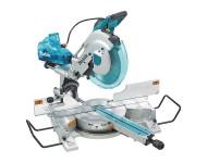 Scie à onglet radiale MAKITA DXT laser Ø 305 mm 1650W - LS1216FLB
