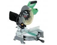 Scie à coupe d'onglet Ø255 mm 1520W HITACHI avec laser - C10FCH2