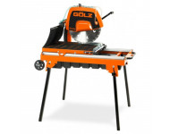 Scie sur table GÔLZ robuste MS400 - 2200 W Ø400 mm - 02894001000