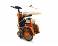 Scie de sol GOLZ FS125 - Moteur essence 6,5 Cv Ø350mm - Profondeur de coupe 120 mm - 02821256000