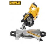 Scie à onglet radial DEWALT Ø216mm 1300W - DWS773