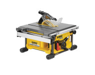 Scie à table DEWALT - FLEXVOLT - 54 V XR - Sans batterie, ni chargeur - DCS7485N
