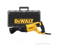 Scie sabre à vitesse variable DEWALT  1100w -DWE305PK