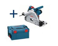 Scie Circulaire plongeante BOSCH GKT 55 GCE Professional 1400W - 0601675001