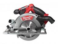 Scie circulaire MILWAUKEE M18 CCS0 FUEL 18 V - Sans batterie ni chargeur - 4933446223