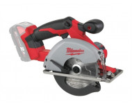 Scie circulaire MILWAUKEE 18V HD18 MS-0 Sans batterie ni chargeur - 4933427187