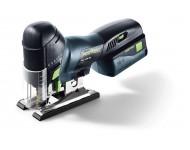 Scie sauteuse FESTOOL CARVEX PSC 420 Li 18 - Batteries 18V 5.2 Ah, chargeur, coffret - 574714