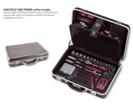 Coffret ABS 175 outils KW Hightech 4015 KRAFTWERK