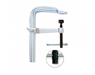 Presse haute performance STBM - BESSEY - serrage 800 mm - saillie 175 mm - Rail 40x20 mm  - STB80
