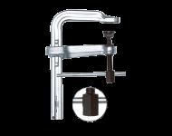 Presse haute performance STBS - BESSEY - serrage 500 mm - saillie 200 mm - Rail 50x25 mm - STBS50