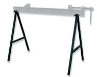 Paire de tréteaux URKO - pour dormants - Hauteur 80cm - 872