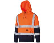 Sweat capuche haute visibilité orange DICKIES - SA22095ORN