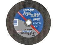 10601064 Disque à tronçonner plat - Diamètre : 125 mm - Lot de 25