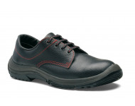Chaussure basse VELOCE S3 - S 24 BOSSI INDUSTRIE - cuir croûte pigmentée noir - 2312