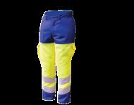 Pantalon de signalisation DIFAC Bicolore - Tissu phosphorescent - WAPANJABM