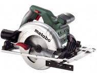 Scie circulaire METABO KS 55 FS - 5600tr/min Ø160x20mm + coffret  - 600955500