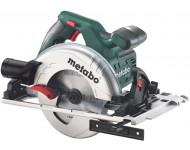 Scie circulaire portative METABO 1200 W - 6.00955.50