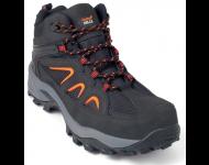 Chaussure Top Hiker noir S3 CI HRO SRC GASTON MILLE - Semelle eva/caoutchouc - HIHN3