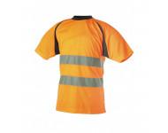 Tee-shirt Haute Visibilité Orange SINGER - SUZO