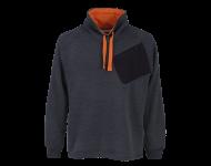 Sweatshirt BOSSEUR Huron - Col châle - 11255
