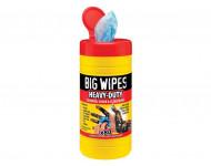 Boîte de 80 Lingettes Big Wipes Heavy Duty haute performance OUTILPARFAIT - 14794