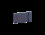Serrure bec de cane réversible horizontale noir époxy 110x80 mm THIRARD C6 - 000110