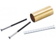 Kit rallonge bague + languette CISA LG46 mm - Épaisseur 70 mm - 107165010