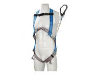 Kit de protection SILVERLINE anti-chutes - Harnais et absorbeur d'énergie - 255234