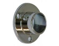 Naissance Aluminium Chromé Ø25 mm WERNER INDUSTRIES - 41202250