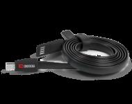 Câble USB CROSSCALL - Câble plat 1.20m - CP.PE.NR000