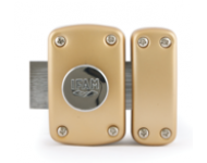 Verrou B5 bouton - cylindre 35mm 3 clés - IFAM - 26350