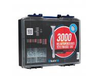 Coffret 3000 vis auto-perceuses TFC SCELL-IT - COF004-TFC