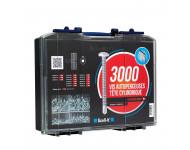 Coffret de 3000 vis autoperceuses TCQ SCELLIT - tête cylindrique- COF008-TCQ