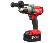 Perceuse visseuse MILWAUKEE M18-FDD-502X - 18V 5.0Ah - Batterie + chargeur - 4933451064