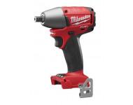 Boulonneuse à chocs MILWAUKEE 1/2'' M18 CIW12-0 - 18V Li-Ion - Sans batterie ni chargeur - 4933433134