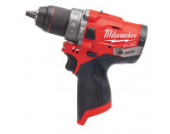 Perceuse percussion Fuel 12V 13mm 40Nm M12FPD-0 MILWAUKEE - 4933459801