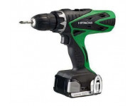 Perceuse visseuse HITACHI - HIKOKI 14.4V 2.0Ah 13mm - DS14DSFLLB